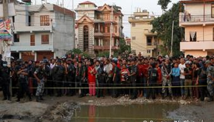 Explosion in south Nepal town kills 3, injures another 3