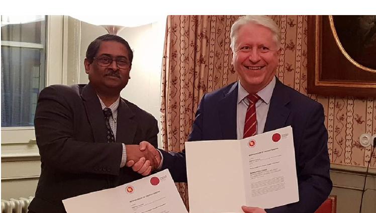 'Bangladesh Chair' reestablished at German university