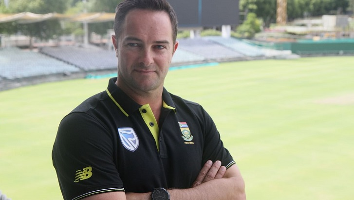 'Beware a wounded buffalo,' warns new South Africa coach Boucher