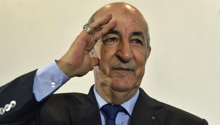 Tebboune elected Algeria's new president