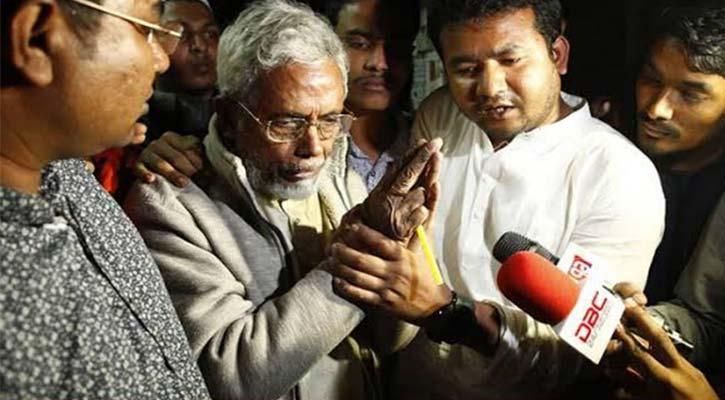 Sangram editor remanded for 3-day