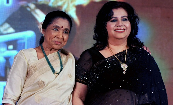 Asha Bhosle's new song on Runa Laila's composition released