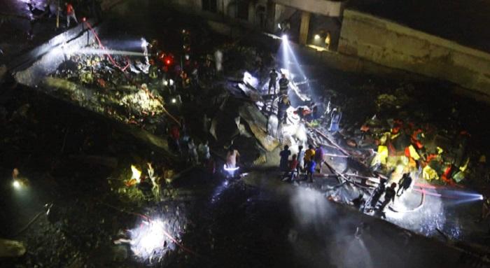Fire at Badda foam factory doused
