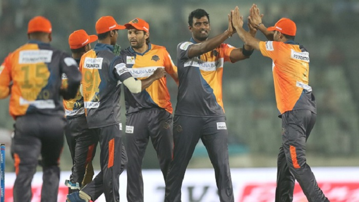 Perera guides Dhaka Platoon to maiden victory in BBPL