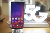 China's 5G handsets shipments top 5 mln in November