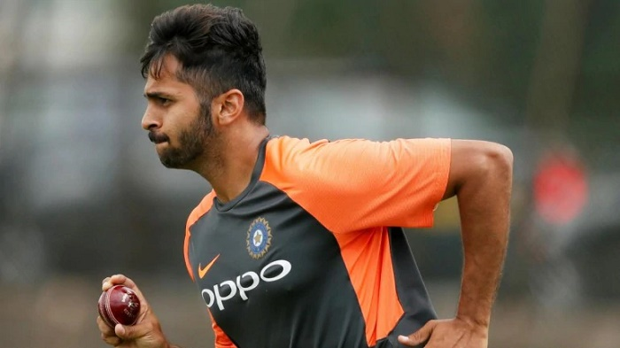 Paceman Thakur replaces Kumar in India ODI squad