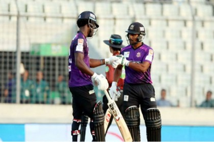 Walton, Kayes consign Rangpur to second straight defeat