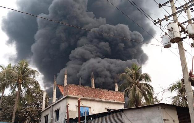 Three more Keraniganj fire victim die, death toll climbs to 17