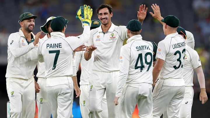 Australia beat New Zealand by 296 runs in Perth Test