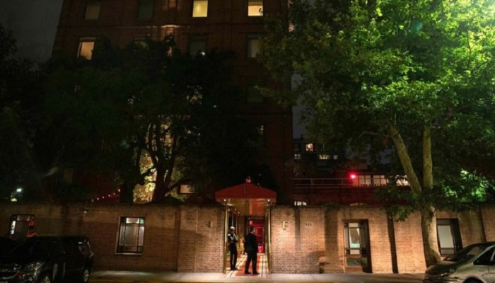 British man shot dead in robbery outside hotel in Argentina