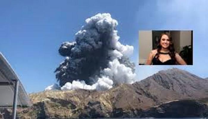 New Zealand volcano: Krystal Eve Browitt named as victim