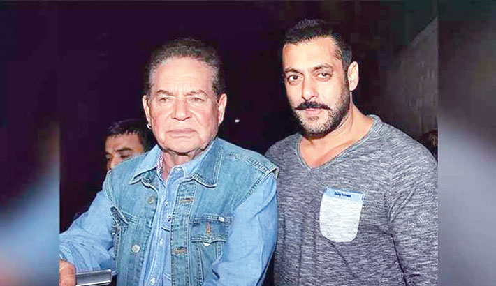 My father never trusted scripts of my movies: Salman