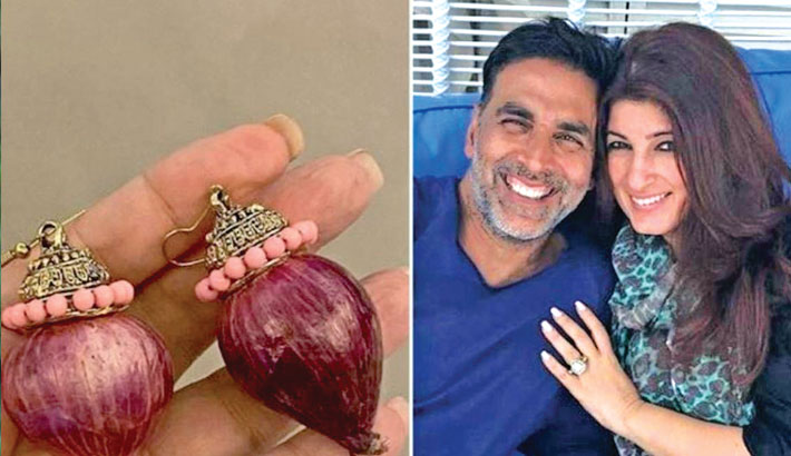 Akshay proves to be an ideal husband, gifts something precious to wife Twinkle