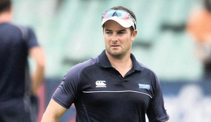 Boucher named South Africa head coach