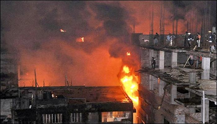 Gazipur fan factory fire leaves at least 10 dead