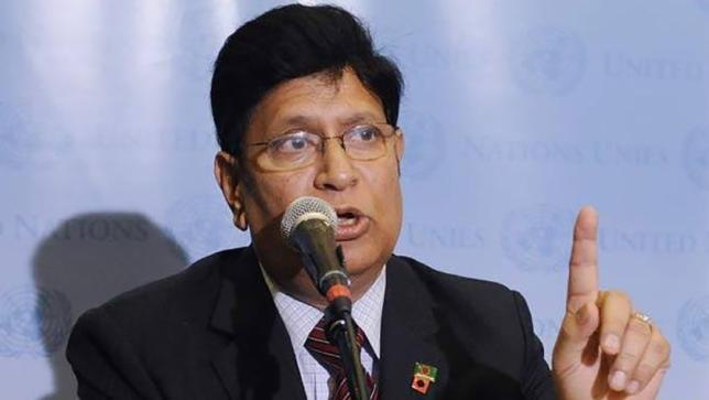India not pushing anyone into Bangladesh: FM
