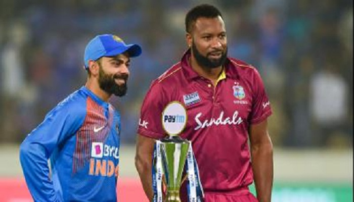 West Indies win toss, opt to bowl in first India ODI