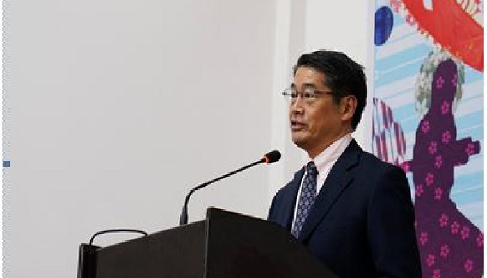 Japanese envoy for strengthening link with Chattogram