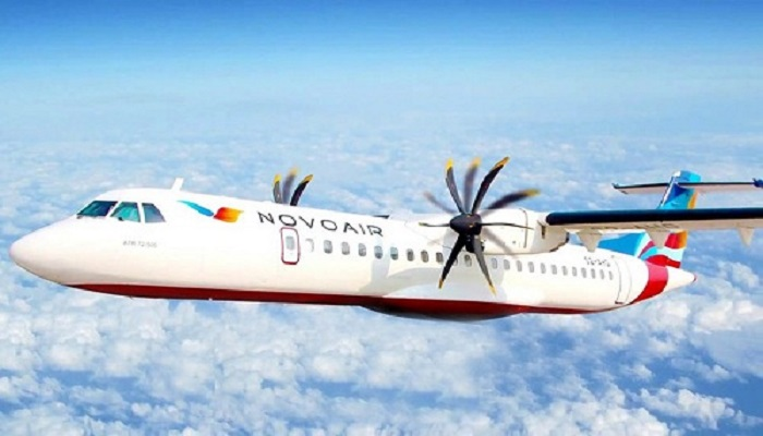 Novoair adds 7th aircraft