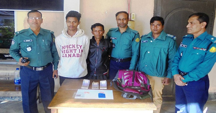 Two held with fake currency in Sylhet