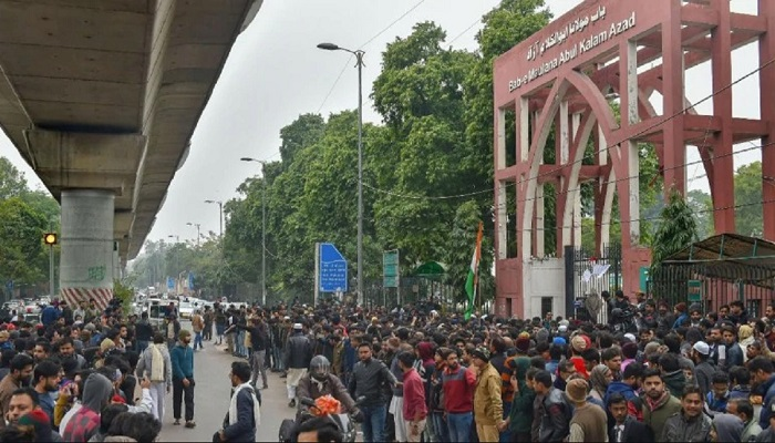 Delhi Police scared students with their brutality, will file FIR: Jamia V-C Najma Akhtar
