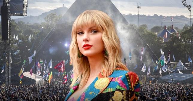 Taylor Swift to headline UK's Glastonbury Festival
