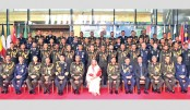 Ceremony of National Defence Course 2019 and Armed Forces War Course 2019