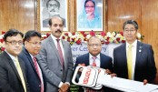 Japan has provided 150 vehicles to three city corporations in Dhaka and Chattogram