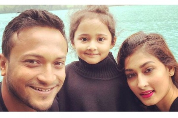 Shakib, his family members in UAE to pass leisure time
