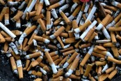 'Turning point' as number of male smokers drops: WHO