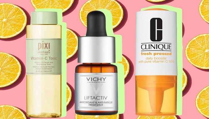 How Vitamin C is good for your skin