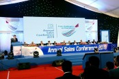 Annual sales conference of Healthcare Pharma held