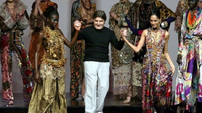 French fashion designer Emanuel dies