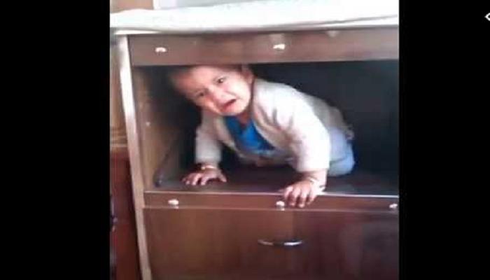 German police find missing boy inside suspect's cupboard