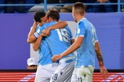 'Magical' Lazio down Juventus in Saudi for Super Cup win