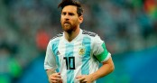 Messi returns to Argentina for Christmas break