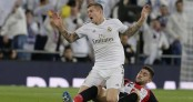 Real Madrid enters winter break 2 points behind leader Barca