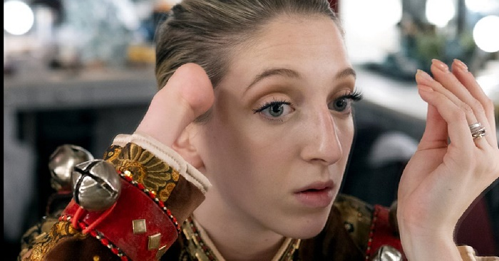 Dancer born with one hand makes Radio City Rockettes history