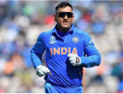 MS Dhoni named captain in Cricket Australia's ODI team of decade