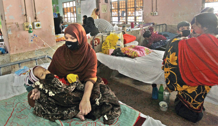 Number of asthma, pneumonia patients on rise in Ctg hospitals