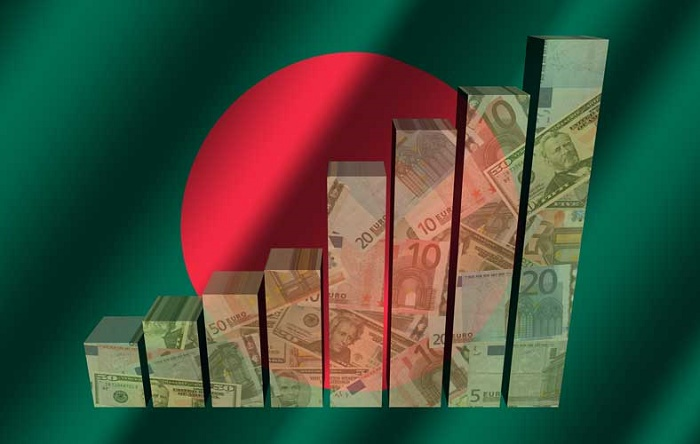 Country's economy remains strong despite shocks