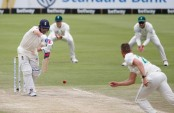 Burns, Sibley raise England hopes against South Africa
