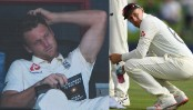 Root, Buttler join England sick list