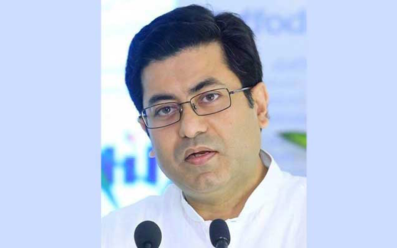 Taposh resigns as MP to contest DSCC polls