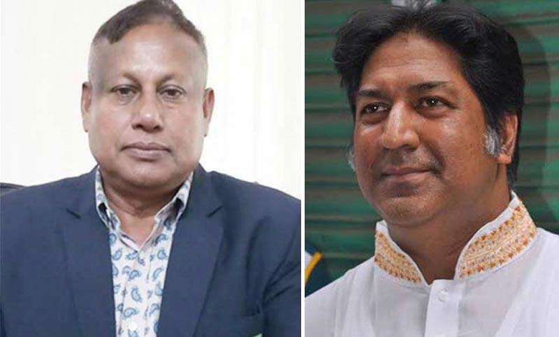 Kamrul, Milon Jatiya Party mayoral candidates in DNCC, DSCC polls