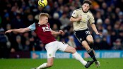 Man United beats Burnley 2-0 to rise to fifth in EPL
