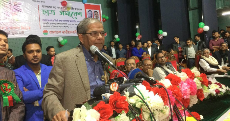 Joining city polls to expose vote fraud further: Fakhrul