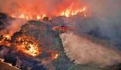 Thousands flee to beaches as fires encircle Australian towns