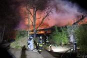 Dozens of monkeys die in German zoo fire