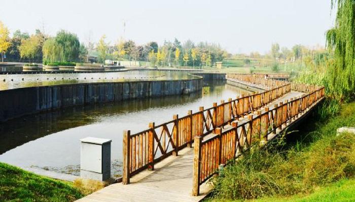 Northwest China adds seven national wetland parks